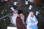 Vánoční koncert a živý betlém prosinec 2010