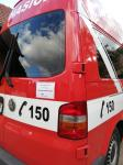 Vybavení hasičského auta Račice z dotace JMK v roce 2016