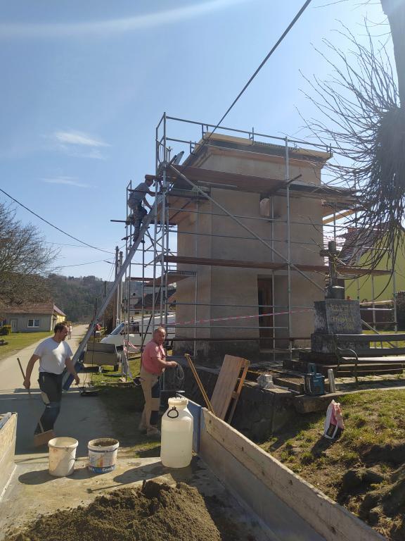 oprava zvoničky