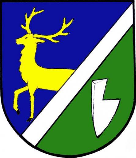 Obec Račice-Pístovice znak